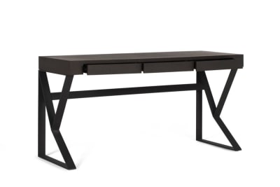 Bend Desk Smoke Top Black Legs Boardroom Caesarstone Table Stainless Steel Pedestal Table Boardroom Caesarstone Table Stainless Steel Pedestal Table Made in Melbourne Local Australian Made