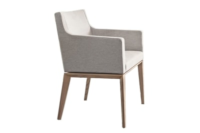 Bess Armchair - Natural - Denver Cord