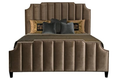 Bayonne Bed  Bernhardt New Product December 2016
