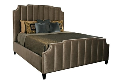 Bayonne Bed: King Size