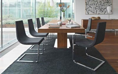 Cruiser (stock clearance) cruiser cantilever chair black  Calligaris chair images