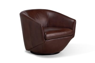 Bauhaus Armchair: M-2891 Leather