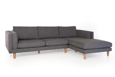 George Chaise Sofa - Right Arm Facing