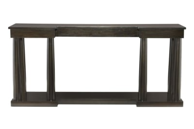 Sutton House Console Table: Dk Mink