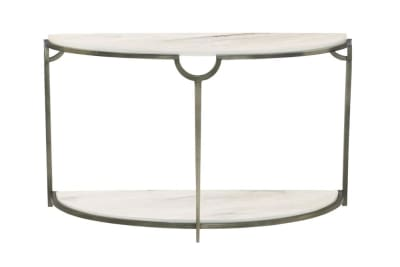 Morello Demilune Console Table