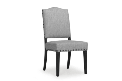 Loxley D/Chair: Pale Grey Weave G030/P07