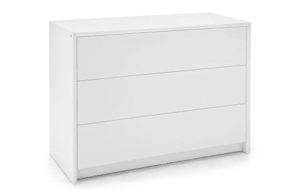 Password Dresser - Matt Optic White