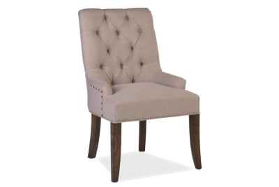 Armagnac Armagnac Fabric Angle  Circa Armagnac Dining Chair