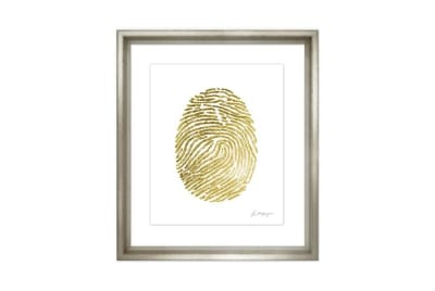 Gold Fingerprint