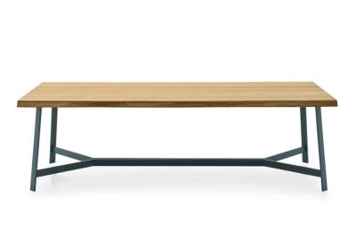 Status Dining Table Status Dining Table front  calligaris milan 2015