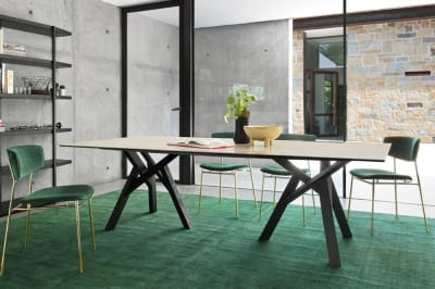Jungle Pedestal Table