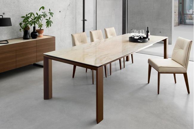 Dining Tables Furniture Omnia Ceramic Extension Table Buy Dining Tables And More From Furniture Store Voyager Melbourne Richmond Ballarat