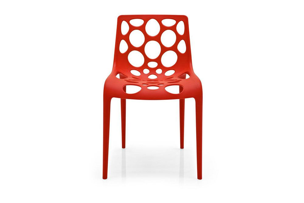 Hero cs1085 P964 front  Hero Chair Stackable indoor and outdoor  Hero Chair Stackable indoor and outdoor Calligaris Made in Italy Contract Commercial Cafes and Bars