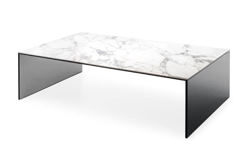 Bridge_cs5099-L_GTG_P2C.jpg  Bridge Coffee Table White Marble Ceramic - Grey Smoke Glass - Calligaris  Bridge_cs5099-L_GTG_P2C.jpg Bridge Coffee Table White Marble Ceramic - Grey Smoke Glass - Calligaris