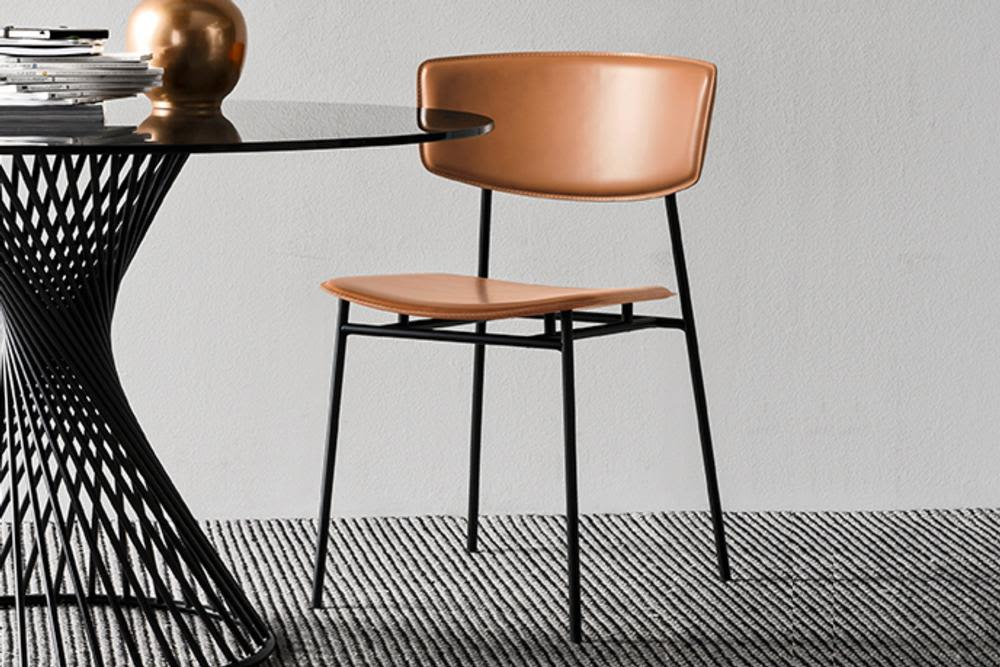 Fifties%20Chair%20in%20Cognac%20Leather%20with%20Black%20Frame%20cs4108-RD_P15_GTG_cs1854-LH_L10.jpg  Fifties dining chair Cognac Leather Black Frame Vortex Table Calligaris  Fifties%20Chair%20in%20Cognac%20Leather%20with%20Black%20Frame%20cs4108-RD_P15_GTG_cs1854-LH_L10.jpg Fifties dining chair Cognac Leather Black Frame Vortex Table Calligaris