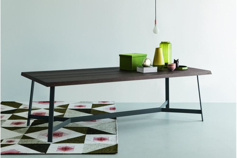 Status Dining Table Setting Calligaris Milan 2015