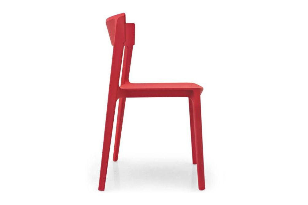 skin red side  Skin Dining Chair  Skin, Dining Chair, Calligaris, Outdoor, colour