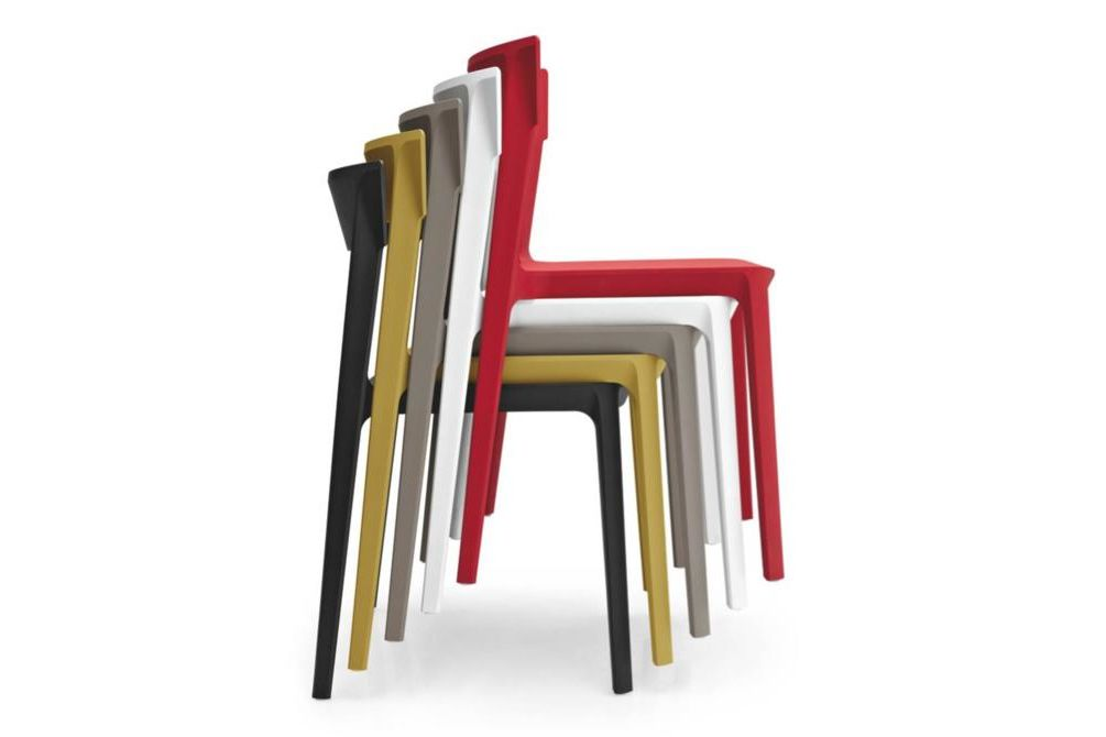 skin stack side  Skin Dining Chair  Skin, Dining Chair, Calligaris, Outdoor, colour