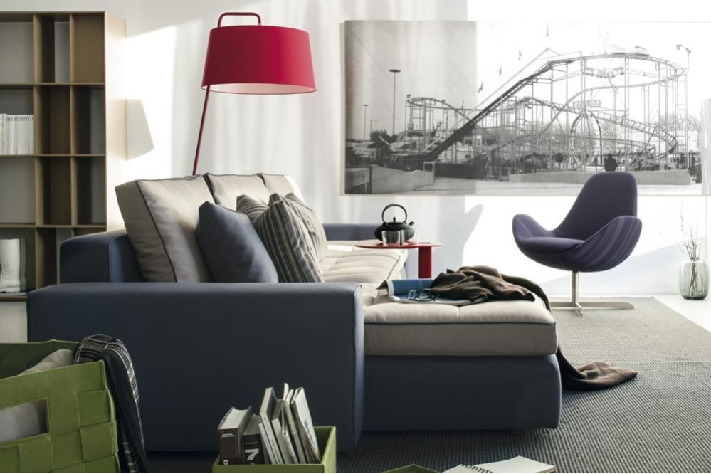 LoungeMix01 Cs3374 01 B Lounge Sofa Calligaris Lounge Sofa Calligaris