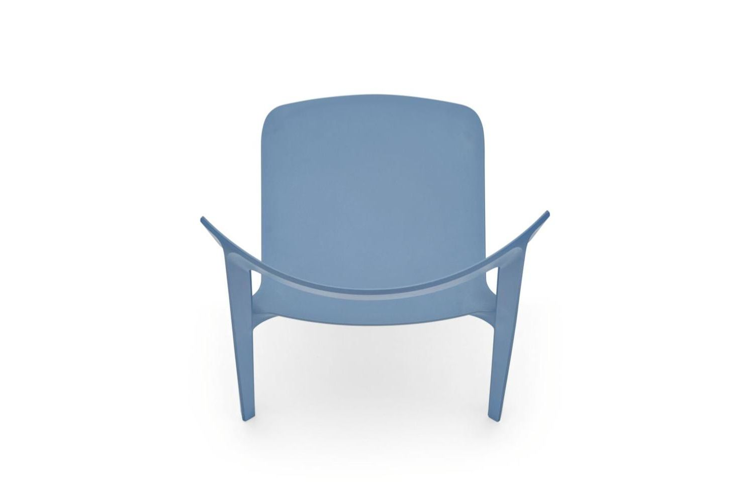 Skin cs1391 P100 UP  Calligaris Skin Chair  sky blue
