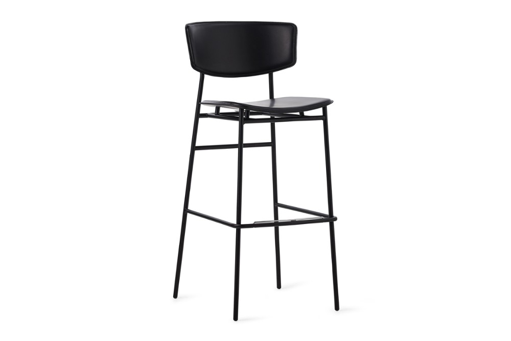 CS1868 Fifties Stool (80) Black Leather Matt Black Metal Calligaris Angle CS1868_Fifties_Stool_(80)_Black-Leather_Matt-Black-Metal_Calligaris_Angle.jpg