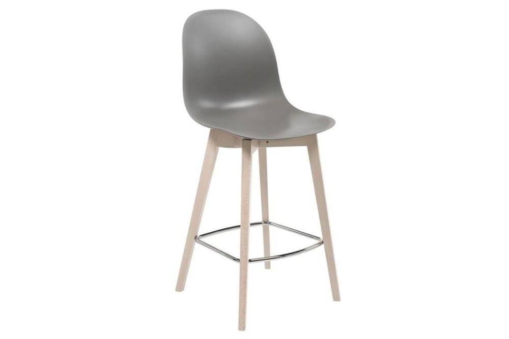 Academy wood stool 3 Academy wood stool 3.jpg Academy wood stool%5FBy Calligaris%5F Four legs%5F
