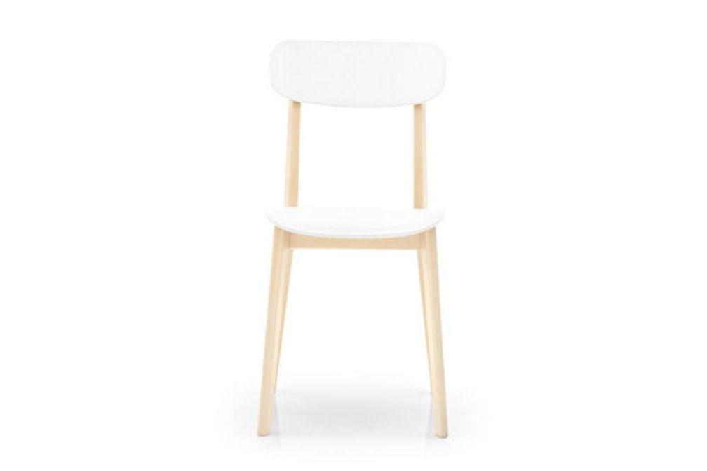 Cream chair website Calligaris Cream Table and Chairs Calligaris, Cream, Table, white, red, natural timber