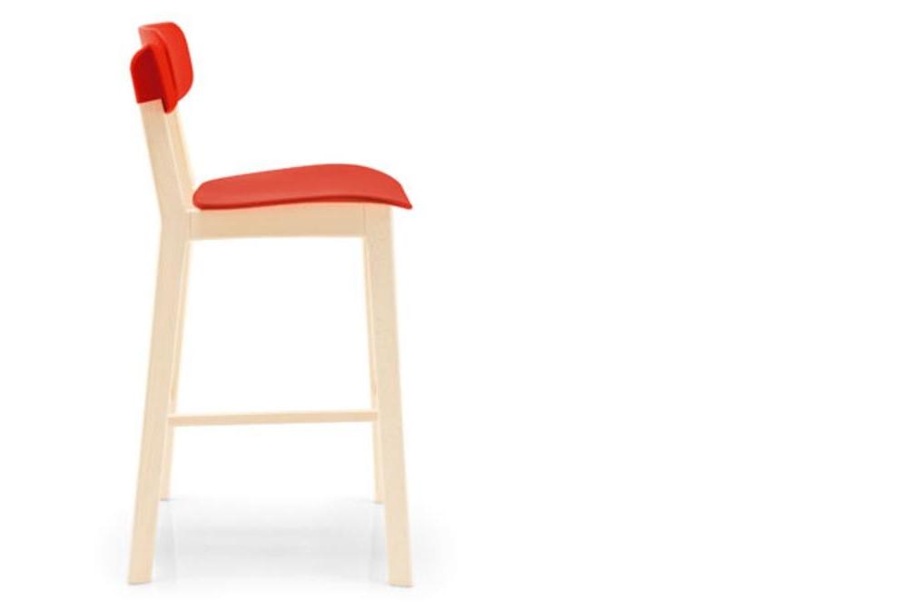 Cream stool website Calligaris Cream Table and Chairs Calligaris, Cream, Table, white, red, natural timber