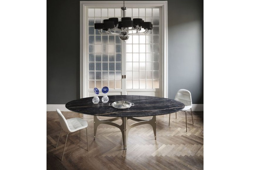 Universe%202.jpg Universe dining table_Bontempi casa_ Barrel shaped top_made in italy_ Elliptical top_ Rectagular top_ Fixed top_ Veneer wood_solid wood_Glossy glass_Matt anti scratch glass_SuperMarble Universe%202.jpg