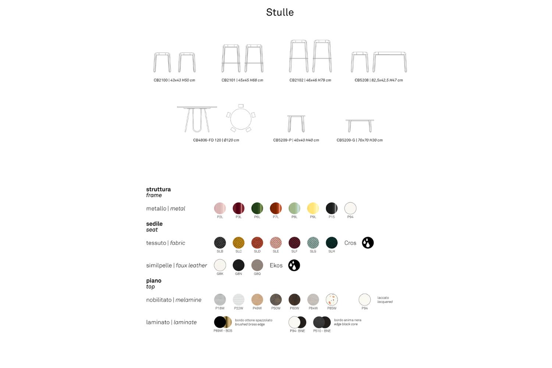 schematic Stulle connubia 1 schematic Stulle connubia 1.png connubia schematic dining armchair seating 2020