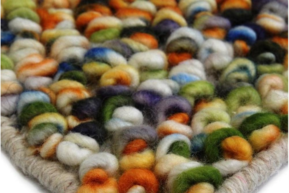 volume sweet orange Bayliss Rugs, Wentworth, Ivy, Volume