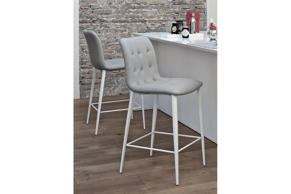 Kuga%205.jpg Kuga bar stool _ By Bontempi Casa_ Made in Italy_ Fixed wooden 4 leg base Kuga%205.jpg