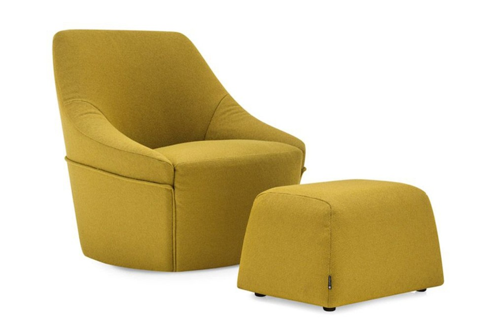 cs 3366 a 03.jpg Alma Swivel Armchair_ By Calligaris_ Made in Italy_ Designed by Bernhardt & Vella _Decorative stitching_ Cold cured Polyurethane foam_ Single or two tone colour fabric or leather covers cs 3366 a 03.jpg