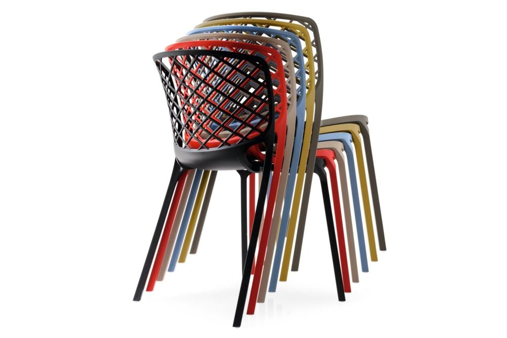 gamera stack Gamera chair Calligaris, Gamera, Outdoor