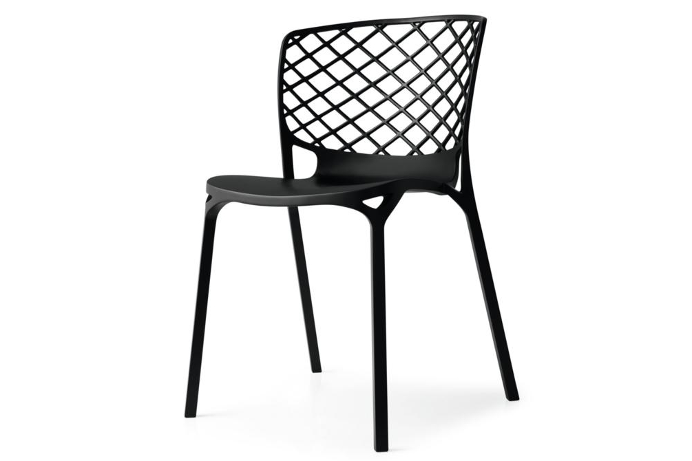 gamera black Gamera chair Calligaris, Gamera, Outdoor