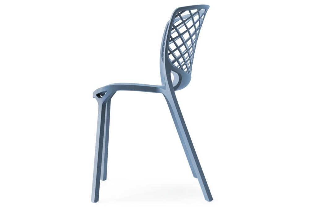 gamera blue side Gamera chair Calligaris, Gamera, Outdoor
