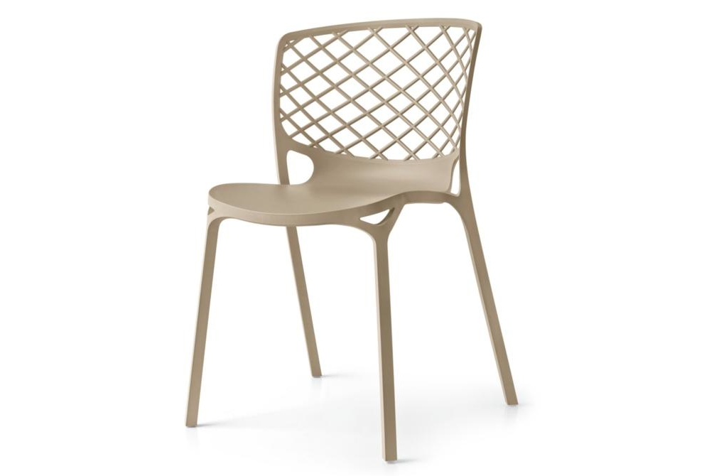 gamera nougat Gamera chair Calligaris, Gamera, Outdoor