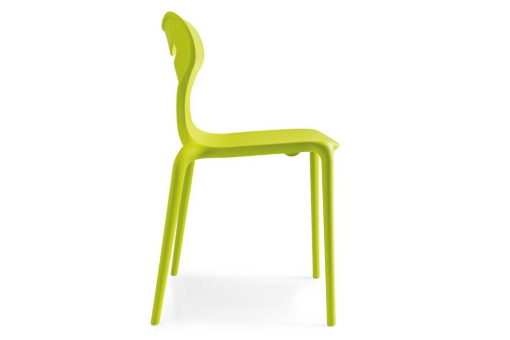 calligaris area 51 green outdoor chair Calligaris Area 51 Outdoor dining chairs