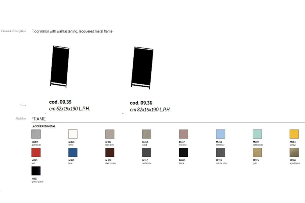 King%20Mirror%20Spec%20Sheet.jpg King Mirror_ Bontempi casa_ Made in Italy_ floor mirror- with wall fastening King%20Mirror%20Spec%20Sheet.jpg