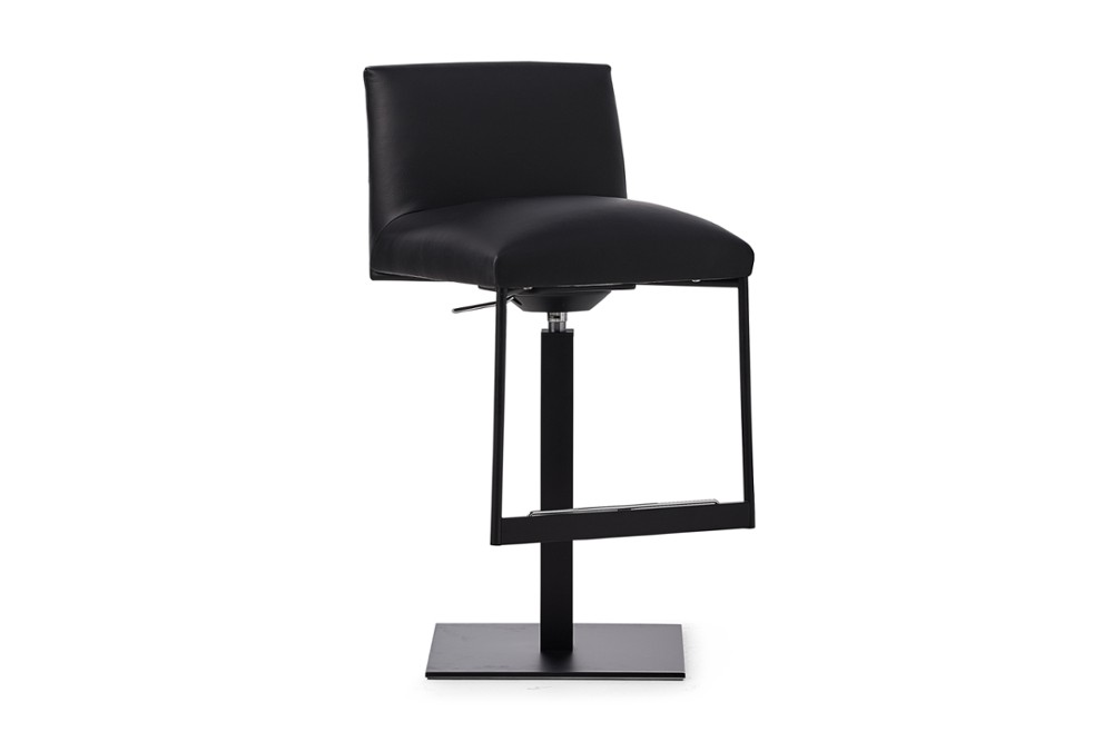 CS1870 Gala Gas Lift Stool Black Leather Matt Black Metal Calligaris Angle1 CS1870_Gala_Gas_Lift_Stool_Black-Leather_Matt-Black-Metal_Calligaris_Angle1.jpg