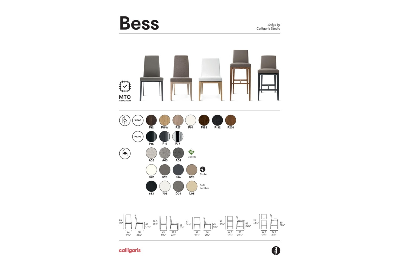 Schematic Bess 2021 page 001 Schematic Bess_2021-page-001.jpg Calligaris Schematic