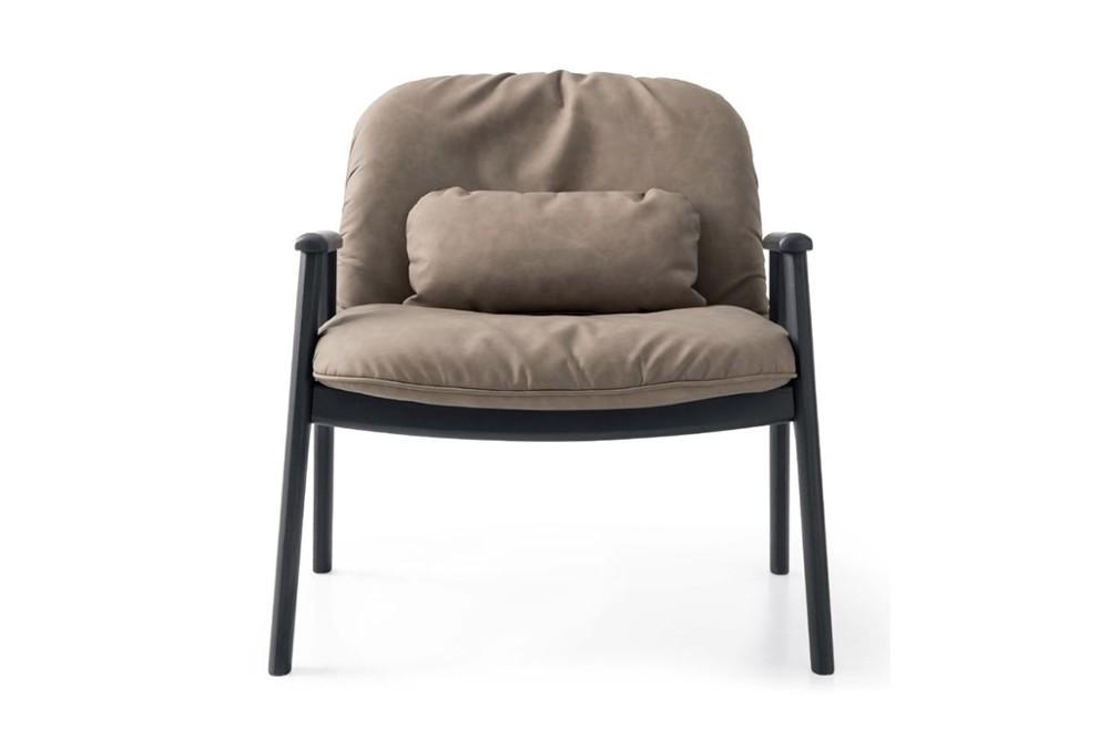 Baltimora%204.jpg Baltimora Chair_ By Calligaris_ Made in italy_Designed by Michele Menescardi_Ash wood frame_Semi elliptical Design_Soft Upholstery_ Lumbar support pillow Baltimora%204.jpg