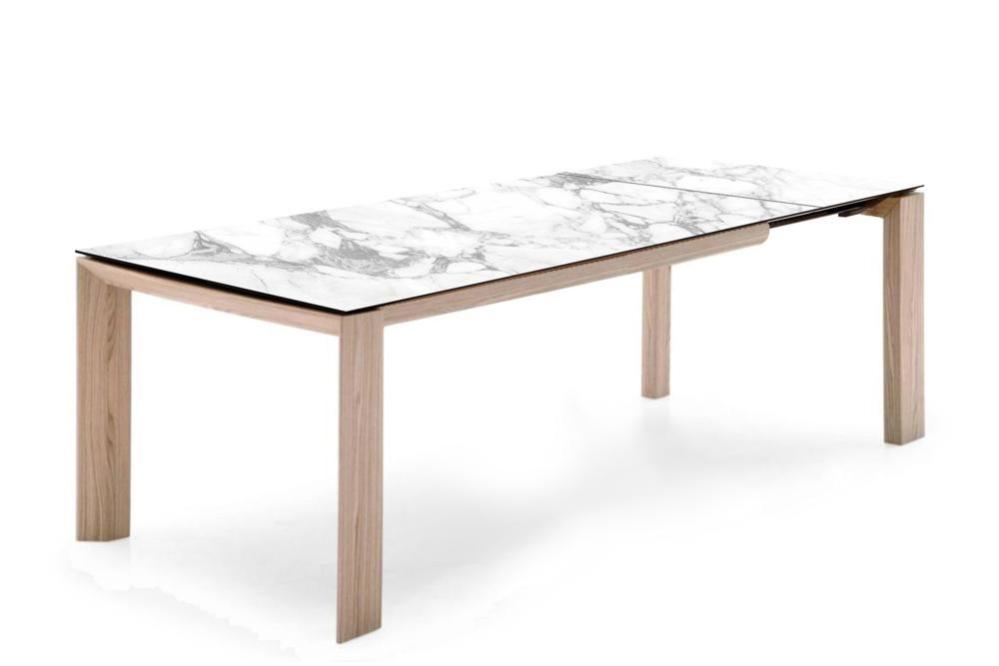 Omnia%20cs4058-LV%20180%20P2C%20201.jpg Omnia Extension Table - CS4058-LV 180cm 240cm - P2c White Marble Ceramic - P27 Natural Wood Omnia%20cs4058-LV%20180%20P2C%20201.jpg Omnia Extension Table - CS4058-LV 180cm 240cm - P2c White Marble Ceramic - P27 Natural Wood Calligaris Made in Italy