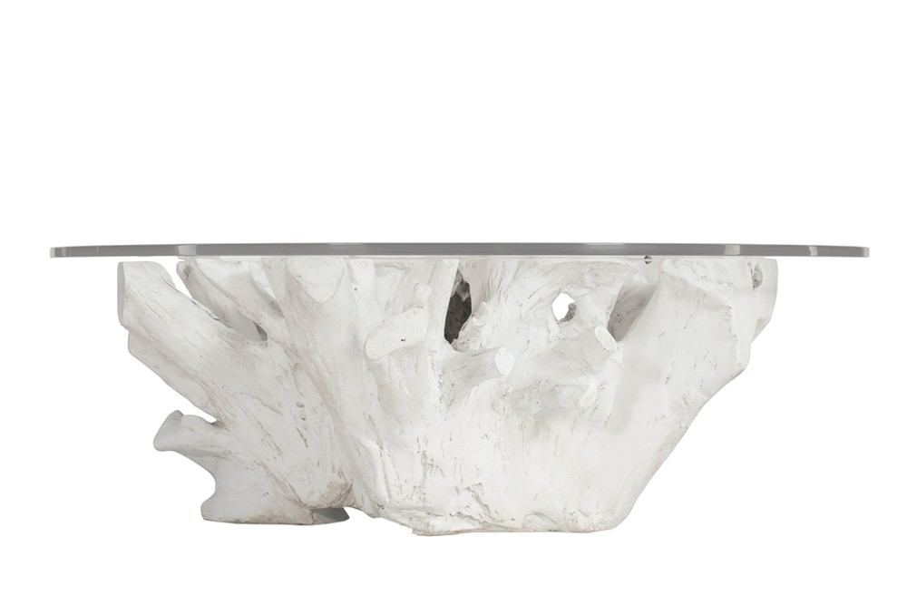 Silvius%20cocktail%20table%203.jpg Silvius cocktail table_By Bernhardt_ Round tempered glass top_ Natural coral inspired base_ Cast tree stump base Silvius%20cocktail%20table%203.jpg