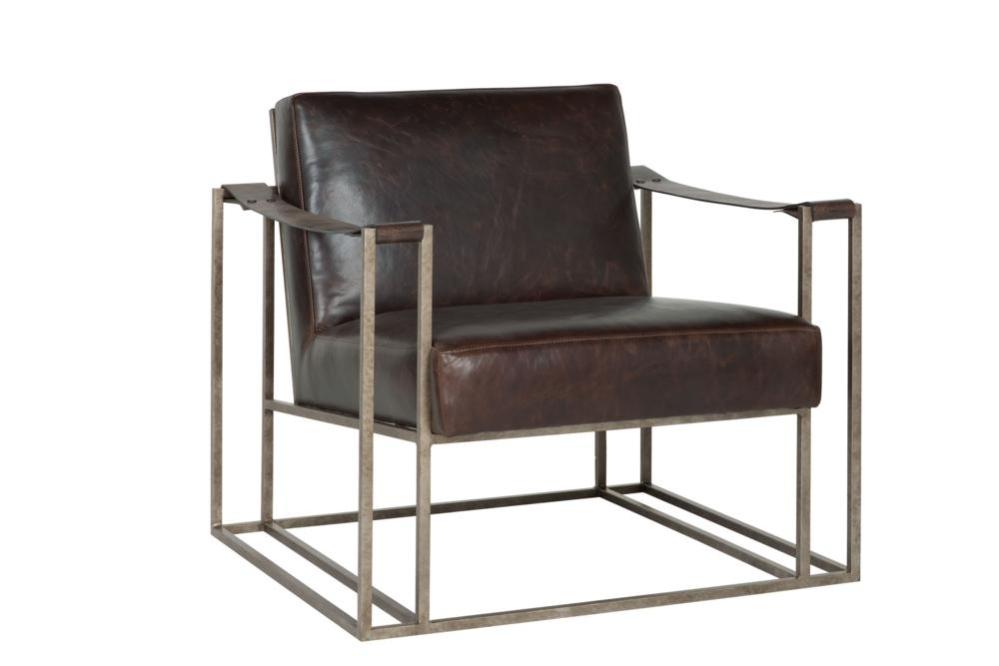 Dekker%20armchair%20-%20Tan%20Leather%20with%20aged%20silver%20metal%20frame%20-%20Bernhardt.jpg Dekker Armchair - Brown Leather seat and back - Antique silver metal frame - Bernhardt - Made in USA Dekker%20armchair%20-%20Tan%20Leather%20with%20aged%20silver%20metal%20frame%20-%20Bernhardt.jpg Dekker Armchair - Brown Leather seat and back - Antique silver metal frame - Bernhardt - Made in USA