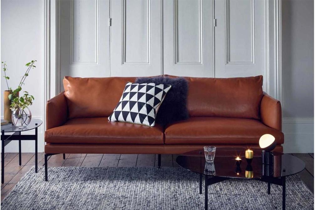 Mavis Tan Leather Sofa Setting Mavis Sofa Range Italian Amura Mavis Sofa Range Italian Amura