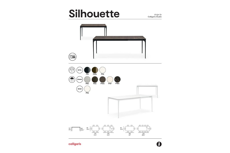 Schematic Silhouette 2021 page 001 Schematic Silhouette_2021-page-001.jpg Calligaris Schematic