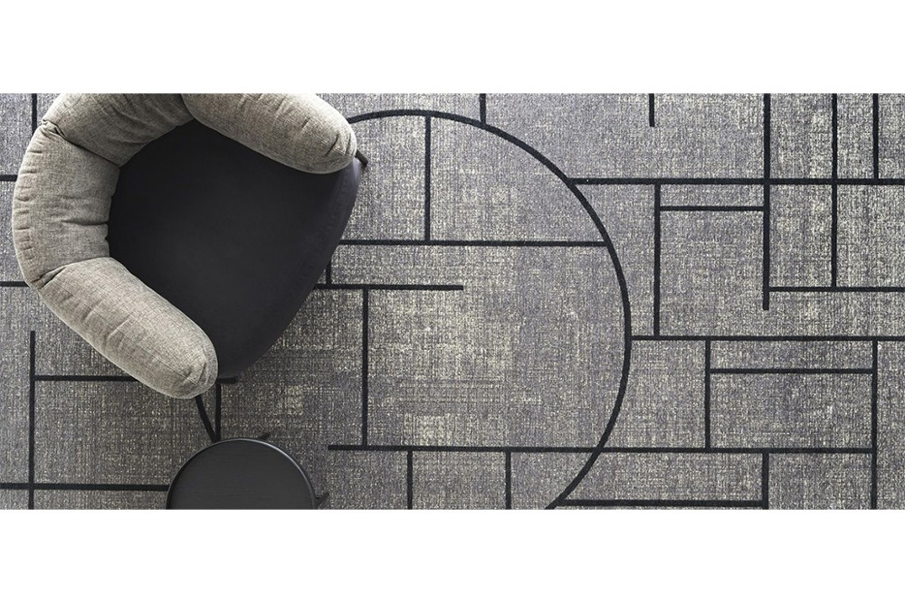 Oriental%203.jpg Oriental Rug _ By calligaris_ Made in Italy_ Designed by Alessio Romano_ gEOMETRIC pATTERN_ cONTINUOUS LINES_ jACQUARD WEAVE_ Mixed Chenille Oriental%203.jpg