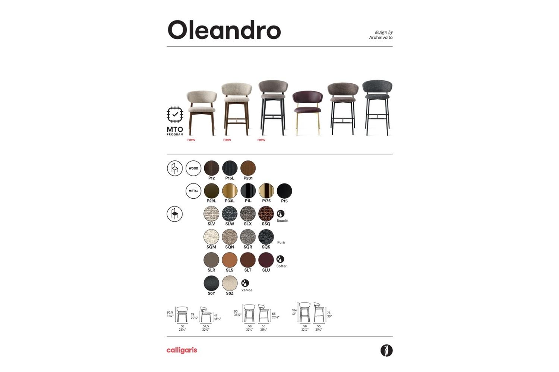 Schematic Oleandro 2021 page 001 Schematic Oleandro_2021-page-001.jpg Calligaris Schematic