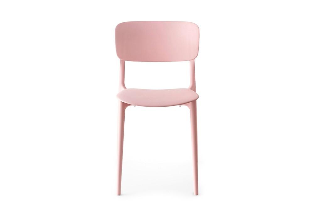 Liberty cs1883 Matt Pale Pink front Calligaris Chairs WEB Liberty_cs1883_Matt Pale Pink_front_Calligaris_Chairs_WEB.jpg Calligaris